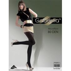 Dresuri MICROFIBRA Gabriella 80 DEN